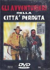 Dvd ALLAN QUATERMAIN GLI AVVENTURIERI DELLA CITTÀ PERDUTA Chamberlain Stone 1987