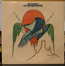 Eagles On The Border Asylum 7E-1004 Sealed Textured Original 1st Pressing 1974