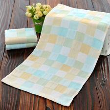 Baby bath towel Upscale 100% cotton Thin Dry hair towel Face towel Hand towel