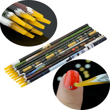 1pc Wax Pen Pencil Picker For Crystal Rhinestones Beads Decor Nail Art Supplies