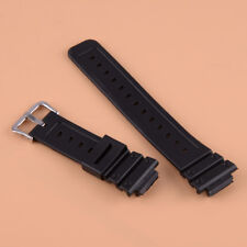 Watch Band Strap 16mm Black Buckle Metal For G Shock DW-6900 DW-6600 DW-6900G