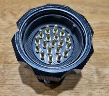More details for 1 x pls 19 pin male pls-5219lm socapex connector-stage studio lighting power