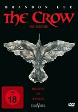 The Crow -Die Krähe -Brandon Lee - DVD Steelbook NEU