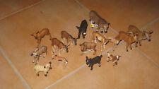Schleich Tiere Sammlung 15 Stück