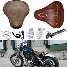 Motorcycle Solo Seats Soft For Suzuki Boulevard S40 S50 C50 M50 C109 M109 Bobber