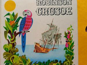 Pop Up Buch : Robinson Crusoe