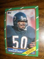 1986 Topps #24  Mike Singletary  Chicago Bears  NrMt
