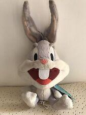 Peluche Doudou LOONEY TUNES Bugs Bunny Big Headz Heads 25 cm