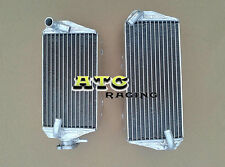 Aluminum Radiator for Suzuki RMZ450 RMZ 450 2008 -2012 08 09 10 11 12