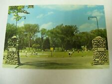 Postcard Post Card East Side Of Soper Park Guelp Ontario Canada