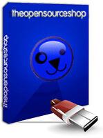 Puppy Linux Live 6.3 Slacko 16GB USB 3.0 Live Bootable/Startup Flash Drive