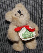 "Mary Meyer Green Mountain Bears Kirby Cub 7"" Jointed Teddy Bear Carol Carini HTF"