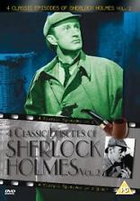 Sherlock Holmes - 4 Classic Episodes - Vol 2 DVD (New)