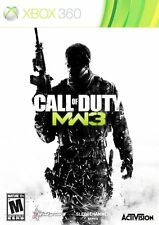 CALL OF DUTY MODERN WARFARE 3 Xbox360 GENUINE GAME BRAND NEW ENGLISH COD MW3