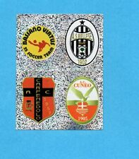 PANINI CALCIATORI 2006-2007- Figurina n.J1/4-BASSANO+BIELLESE+CARP -SCUDETTO-NEW