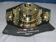 WWE Undisputed Championship Official WWE Shop Replica 2015