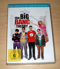 DVD Box - The Big Bang Theory - Die komplette zweite Staffel ( Season 2 )