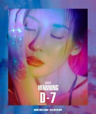 Sunmi-[Warning] Mini Album CD,PhotoBook,Lenticular Bookmark,PhotoCard boma