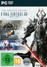 Final FANTASY XIV Complete Edition (PC, 2017, EUR Edition)