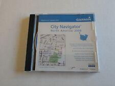 GARMIN CITY NAVIGATOR NORTH AMERICA NT MAPSOURCE UPDATE 2008