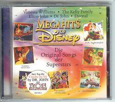 CD MEGAHITS OF DISNEY Original-Songs der Superstars 1997 Olivia Newton-John