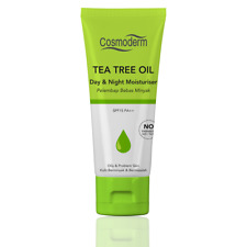 Cosmoderm Tea Tree Oil Day & Night Moisturiser (50ml)