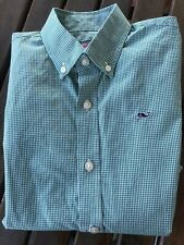 BOY'S NEW WITHOUT TAGS VINEYARD VINES SHIRT - SIZE 8-10