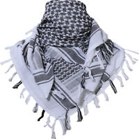 Unisex Army Military Tactical Arab Shemagh KeffIyeh Shawl Scarves Face Cover