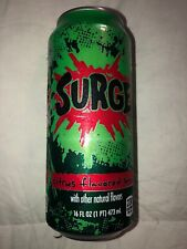 Make an offer Original can from 1990/'s Surge Soda Can Full Rare
