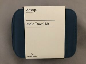 One Cathay Pacific FIRST Class Aesop Amenity Kit