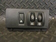2007 RENAULT LAGUNA 2.0 dCi 5DR TRACTION & HEADLIGHT ADJUST SWITCHES 648450002R