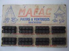 MAFAC BRAKE PADS (pair) - NOS