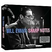 BILL EVANS: SHARP NOTES 3CD Set  (2013)  3 original 1956-59 Riverside albums