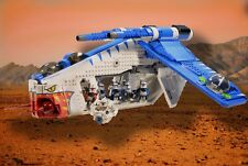 Instructions Lego Arc Republic Gunship Clone Wars Star Wars