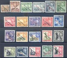 Malta 1948 Self Government set to 10sh very fine used (2019/11/14#03)
