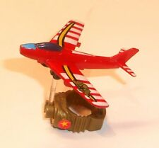 (A023) 1988 Matchbox Ring Raiders ~ Cdr Thunderclouds Rescue Wing ~ F-86 SABRE