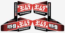 YOSHIMURA Honda CRF 250 Exhaust Sticker