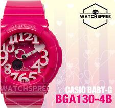 Casio Baby-G Neon Illumination Dial Watch BGA130-4B