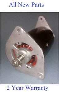 Austin Healey Sprite Mini C40 Dynamo Original Lucas Fully Rebuilt New Parts Step