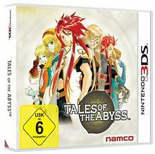 3DS - Tales of the Abyss - (NEU & OVP)