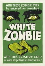 White Zombie Poster 24in x 36in