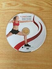 Turbo Fire Stretch 40 Stretch 10 DVD Beachbody