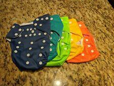 New ListingPocket Cloth diaper Lot