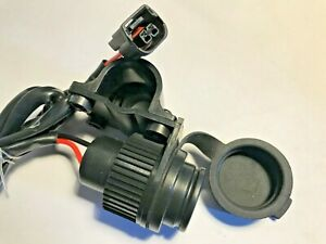 Honda CRF300L CRF250L Rally dual USB accessory outlet socket power '17 on