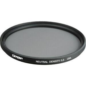 New Tiffen 67mm ND 0.3 Filter (1-Stop) Neutral Density ND3 MFR # 67ND3