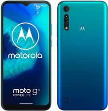 "Motorola G8 Power Lite (6.5"") Smartphone - Dual-SIM, 64GB, türkis (ohne Simlock)"