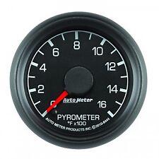 Autometer am8444 Factory Match Ford Full Sweep 0-1600 Deg F EGT/Pyrometer Gauge