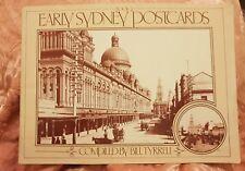 Early Sydney Postcards - Book 2 - Bill Tyrrell