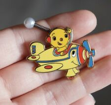 Disney Rolie Polie Olie 12 Months Of Magic Airplane Robot Spring 9619 Pin