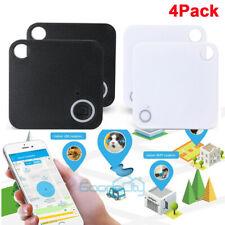 4X Smart GPS Tracker Wireless Bluetooth Anti-Lost Key Child Finder GPS Locator